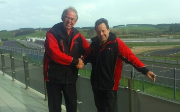 PRESS RELEASE: Quinn excited by Hampton Downs' potential to complement Highlands