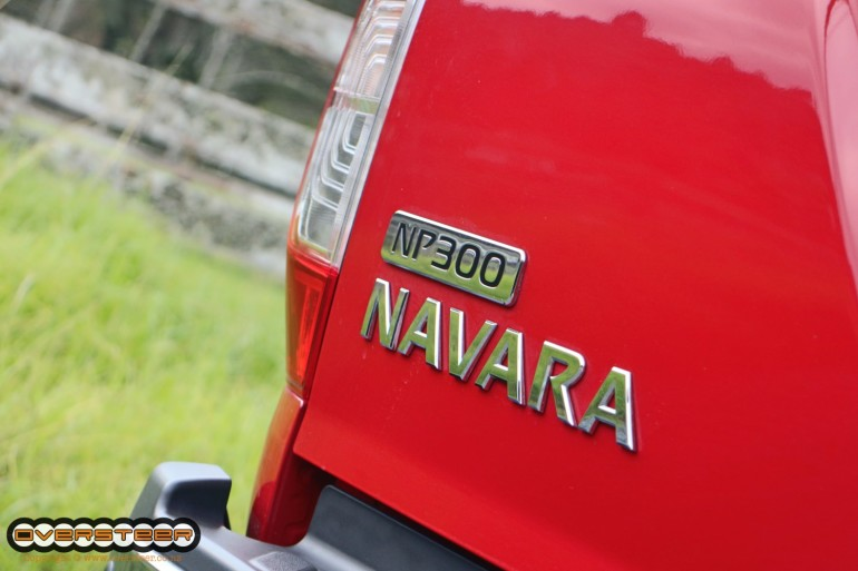 FIRST DRIVE: Nissan Navara NP300