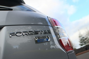 ROAD TEST: Subaru Forester 2.0 TD