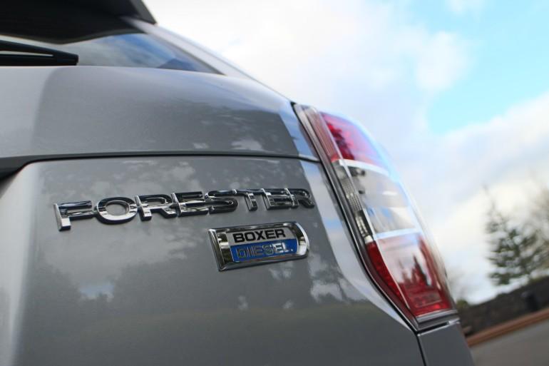 ROAD TEST: Subaru Forester 2.0 TD
