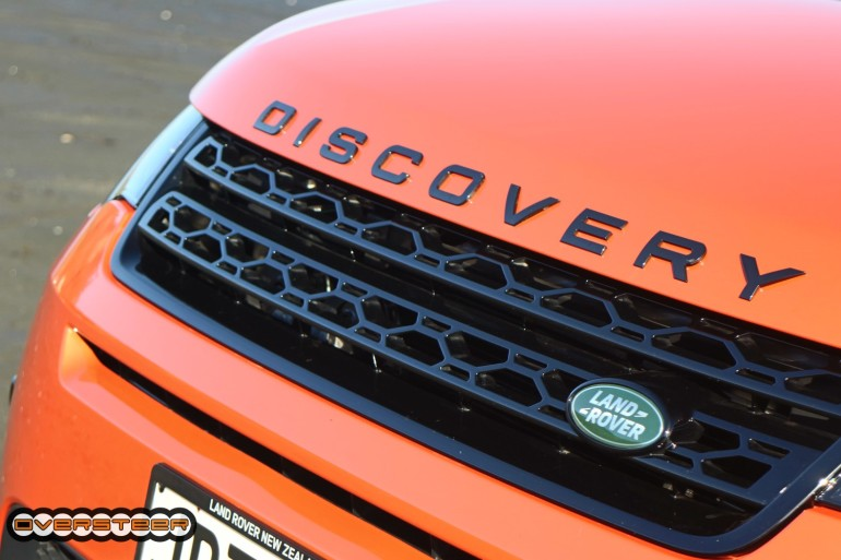 FIRST DRIVE: Land Rover Discovery Sport