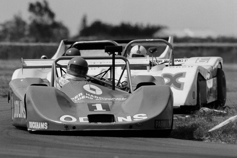 BLAST FROM THE PAST: INTELEX Sports Car series