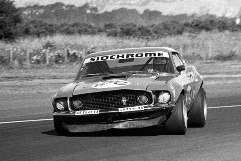 BLAST FROM THE PAST: The Sidchrome Mustang