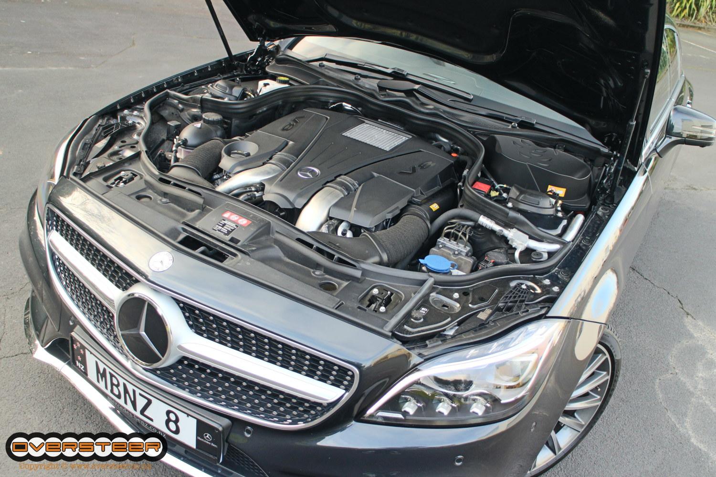 Mercedes CLS 500 Shooting Brake (02)