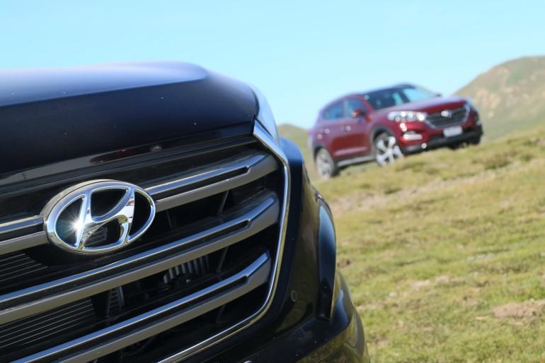FIRST DRIVE: Hyundai Tucson