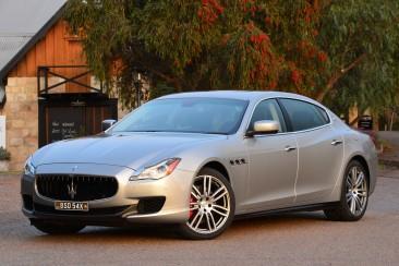 FIRST DRIVE: Maserati Quattroporte 330hp