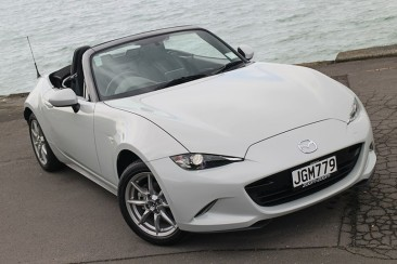 ROAD TEST: Mazda MX-5