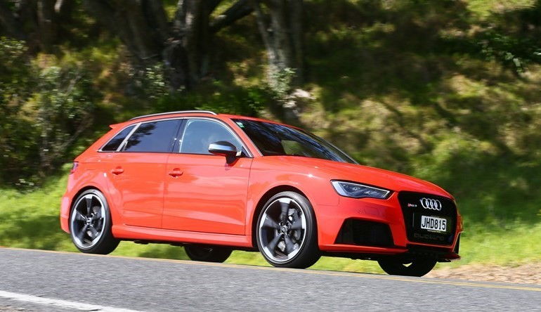FIRST DRIVE: Audi RS3