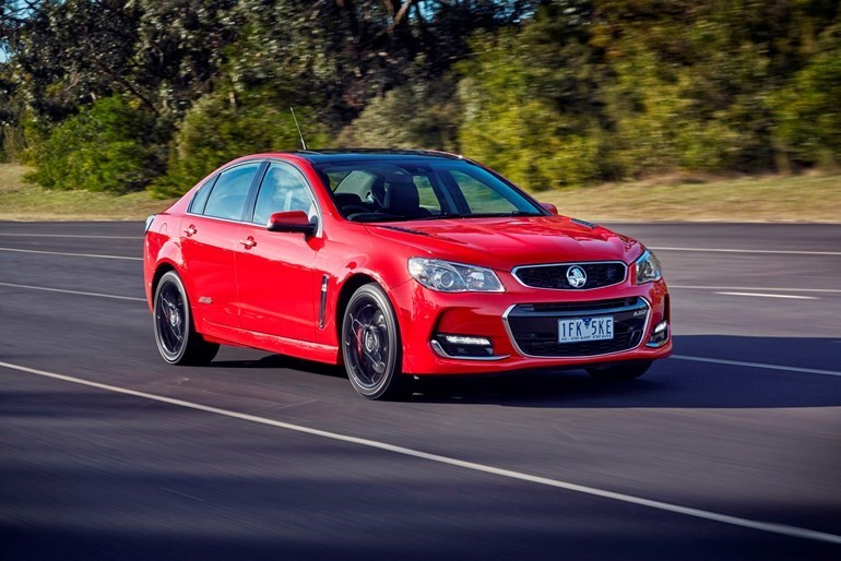 FIRST DRIVE: Holden Commodore VFII