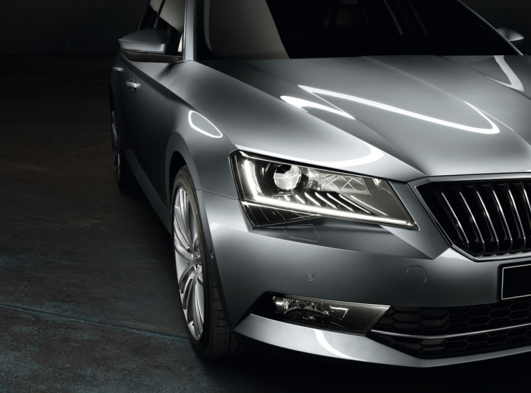 FIRST DRIVE: Skoda Superb