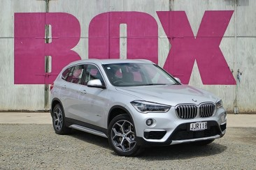 FIRST DRIVE: BMW X1