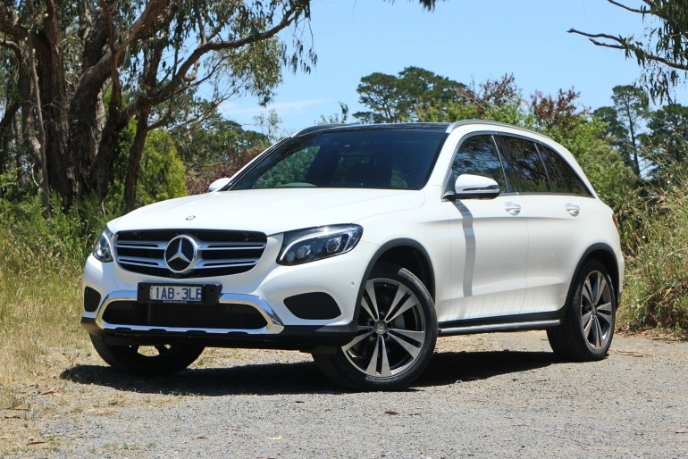 FIRST DRIVE: Mercedes-Benz GLC