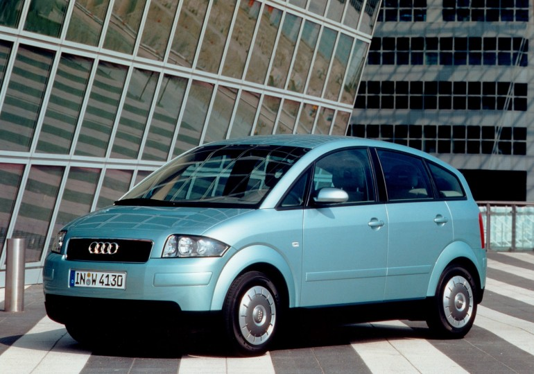 Five clever cars that failed