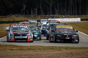 Heimgartner One to Watch as BNT NZ Touring Cars Head to Manfeild