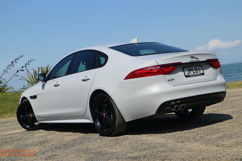 Jaguar XF launch 002