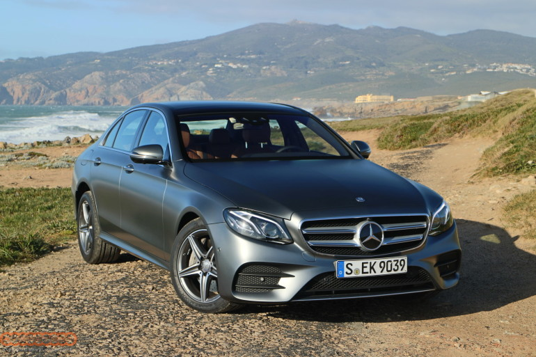 FIRST DRIVE: Mercedes-Benz E-Class