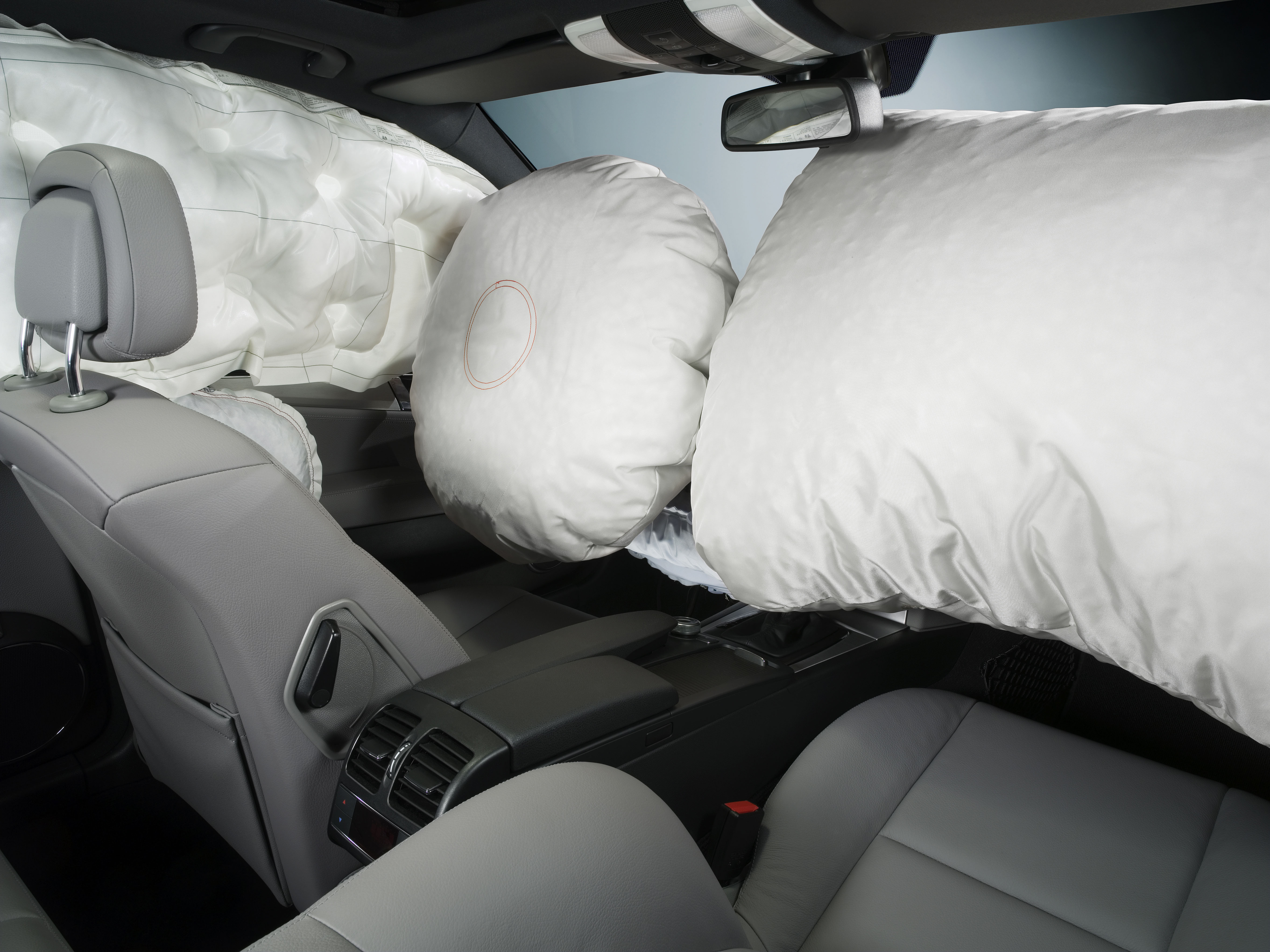 W204 Airbag 003