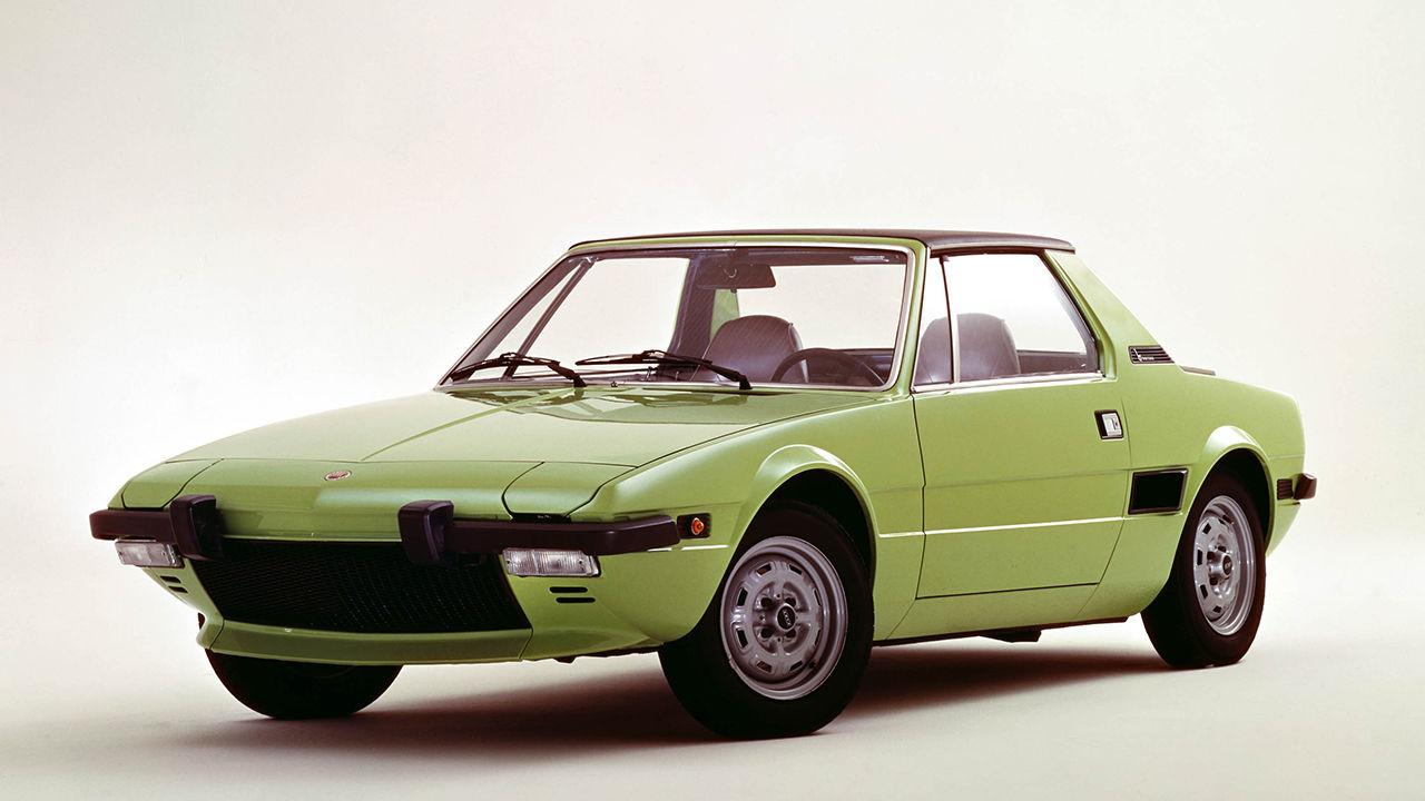 Fiat X1:9