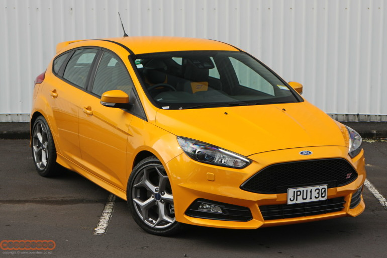 QUICK DRIVE: Ford Focus ST