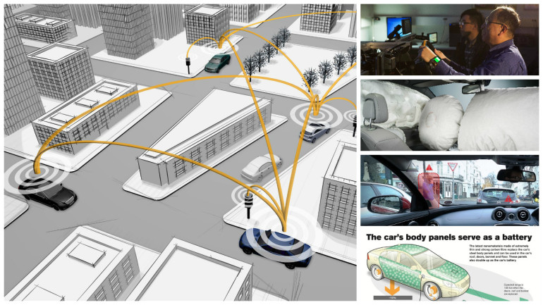 Future car technology we are excited about