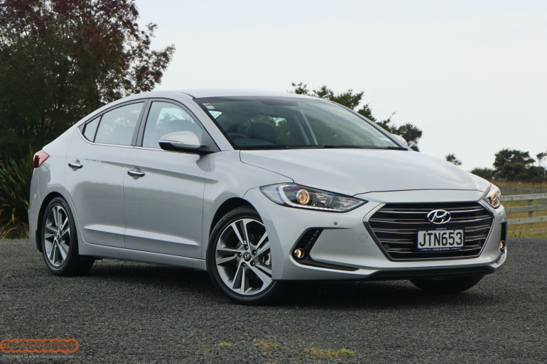 FIRST DRIVE: Hyundai Elantra