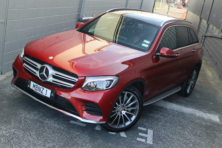 QUICK DRIVE: Mercedes-Benz GLC 250