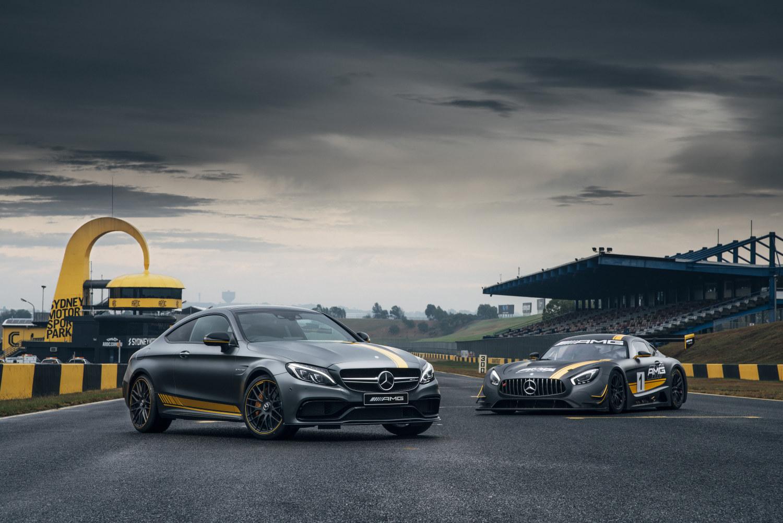 Mercedes C63 & GT3 (01)