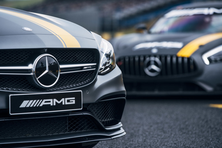 FIRST DRIVE: Mercedes-AMG C 63 S Coupe (and a ride in the GT3!)