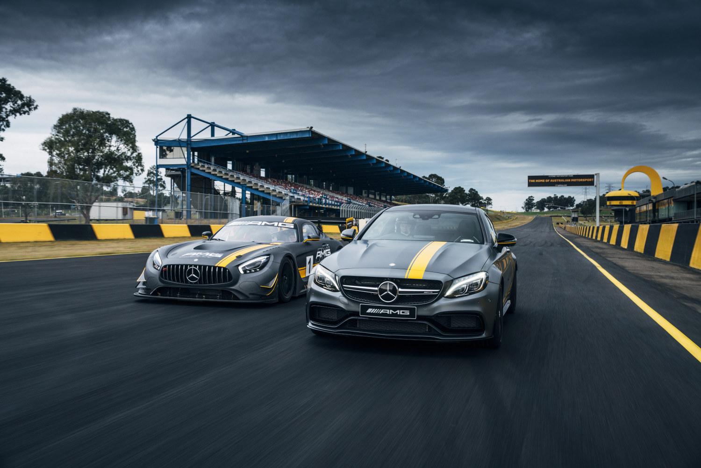 Mercedes C63 & GT3 (05)