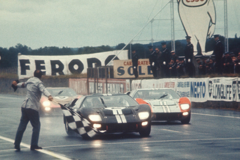 History of Ford's GT: How Ford beat Ferrari with scotch tape