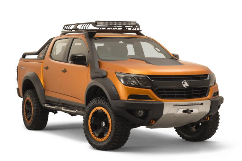 Xtreme Holden lands for Fieldays
