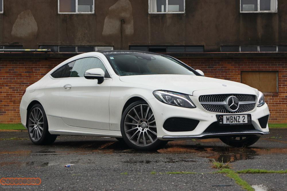 Bmw Engine Symbols >> ROAD TEST: Mercedes-Benz C 300 Coupe - OVERSTEER