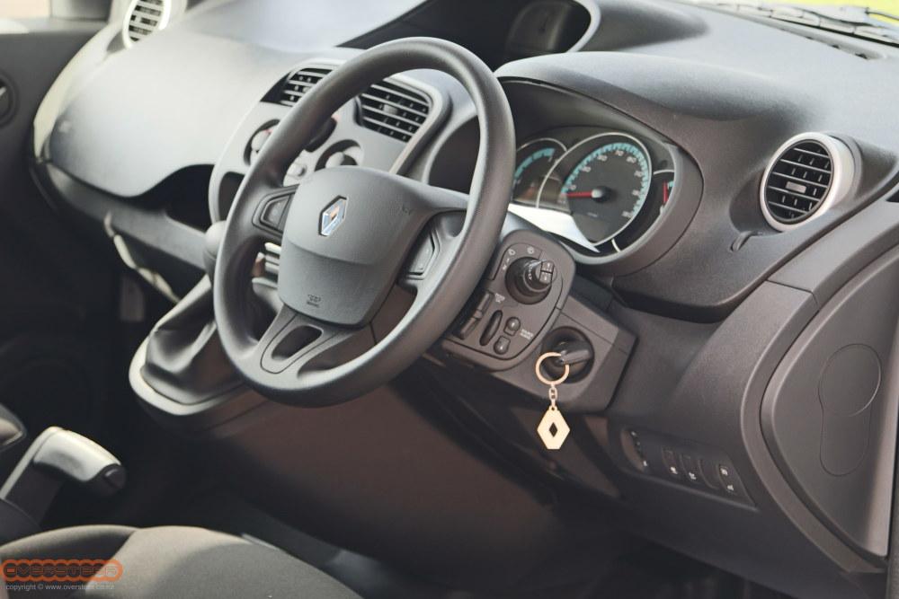 Renault Zoe and Kangoo EV 003