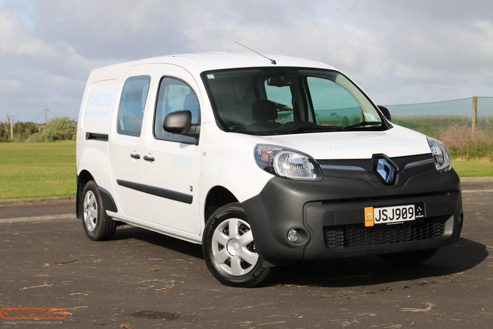 Renault Zoe and Kangoo EV 004