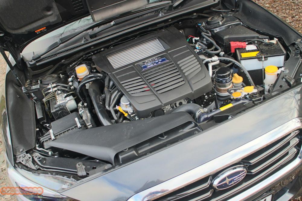 Subaru Levorg launch 001