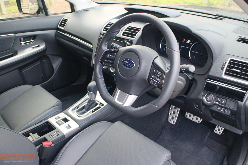 Subaru Levorg launch 002