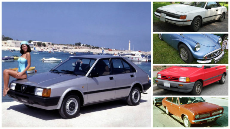 Five cars that should never make a comeback