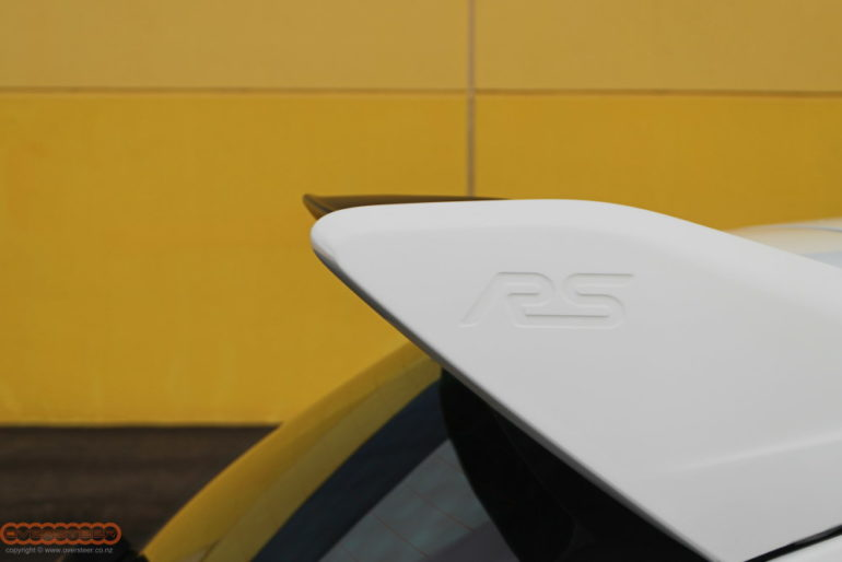 ROAD TEST: Ford Focus RS