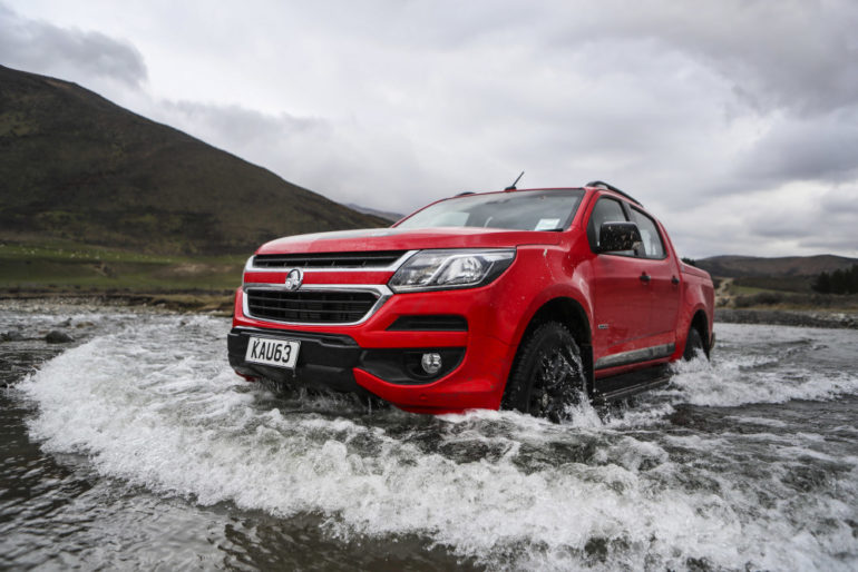 FIRST DRIVE: Holden Colorado