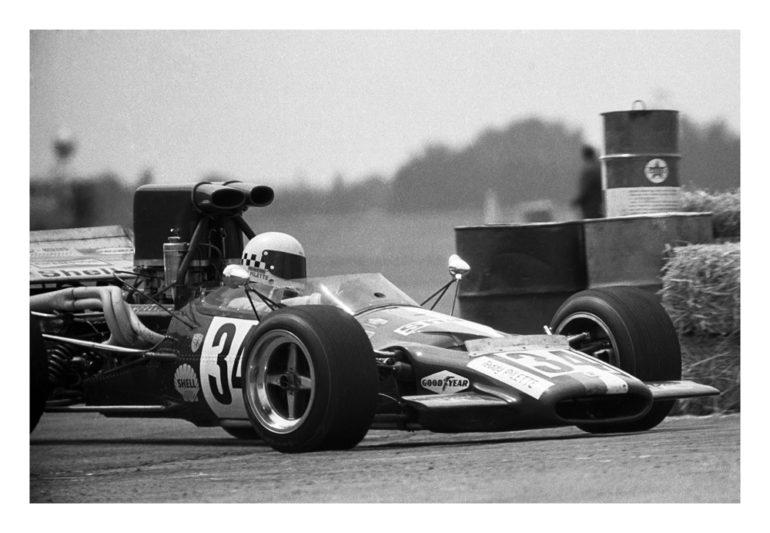 BLAST FROM THE PAST: McLaren M10B