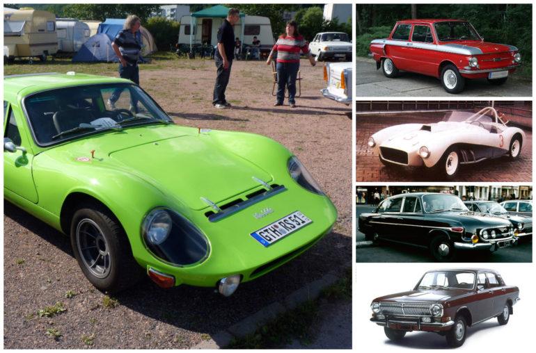 Five coolest Soviet-era cars
