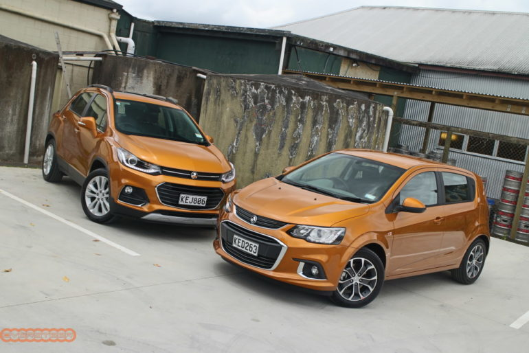 FIRST DRIVE: Holden Barina and Trax