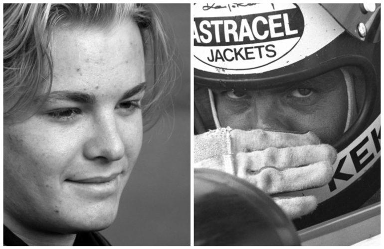 PHOTO GALLERY: The Rosberg Dynasty!