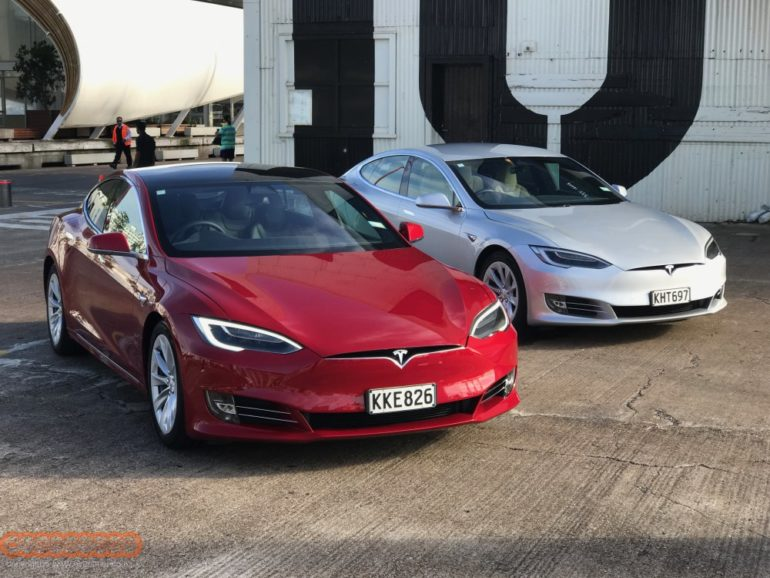 Tesla officially arrives in NZ