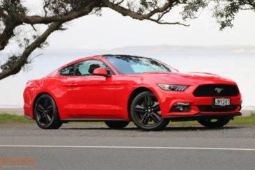 Ford responds to Mustang ANCAP result