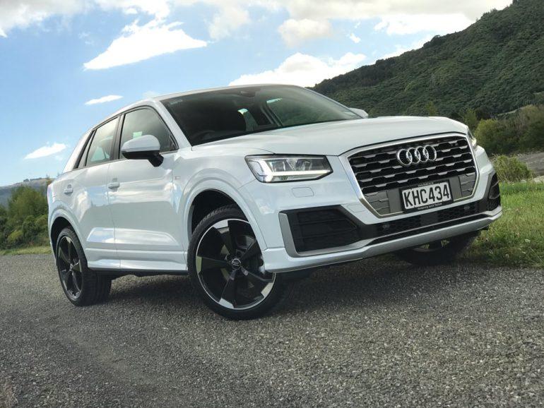 FIRST DRIVE: Audi Q2