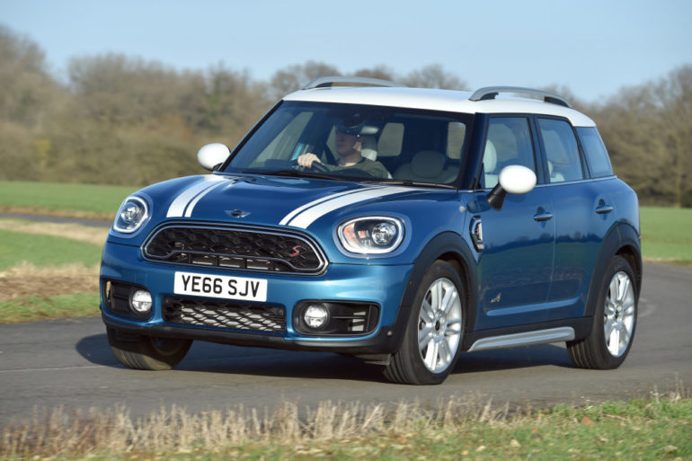 FIRST DRIVE: Mini Countryman