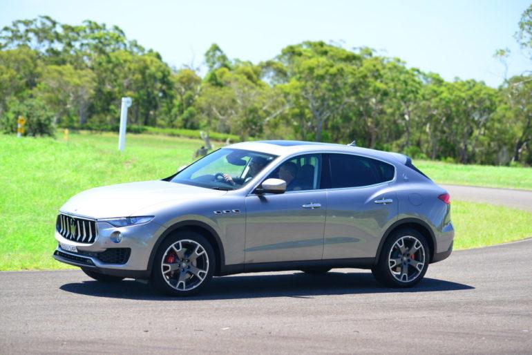FIRST DRIVE: Maserati Levante