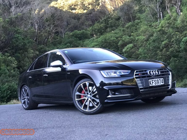 FIRST DRIVE: Audi S4