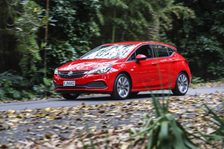 FIRST DRIVE: Holden Astra